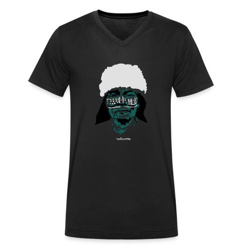 CHAMAN - Männer Bio-T-Shirt mit V-Ausschnitt von Stanley & Stella