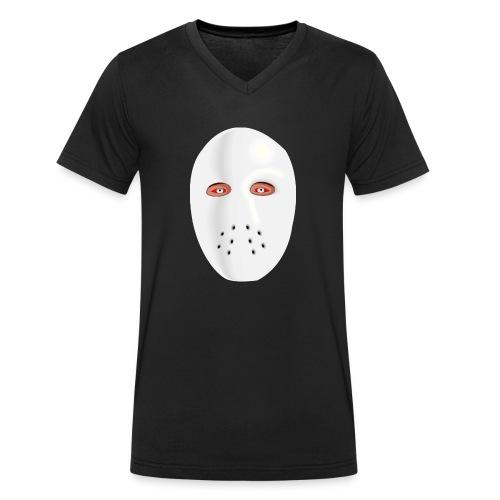 Jason - Männer Bio-T-Shirt mit V-Ausschnitt von Stanley & Stella