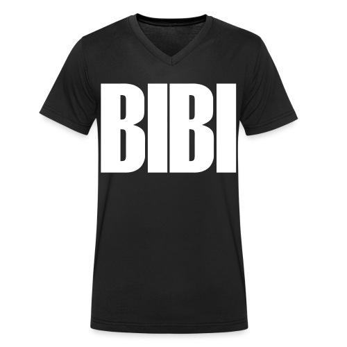 Bisexuell - Männer Bio-T-Shirt mit V-Ausschnitt von Stanley & Stella