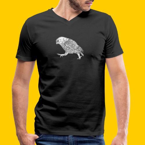 Oh...wl - Ekologisk T-shirt med V-ringning herr från Stanley & Stella