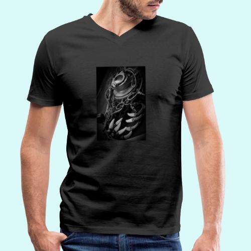 Steampunk - T-shirt bio col V Stanley & Stella Homme
