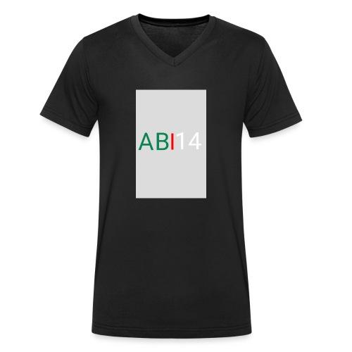 ABI14 - T-shirt bio col V Stanley & Stella Homme