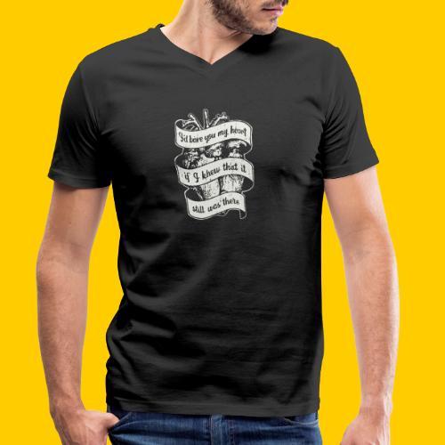 Lost heart (A tribute to The Dear Hunter) - Ekologisk T-shirt med V-ringning herr från Stanley & Stella