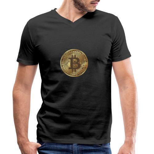 BTC - T-shirt bio col V Stanley & Stella Homme
