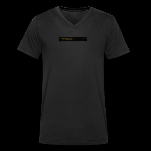 Vorbereitung - Männer Bio-T-Shirt mit V-Ausschnitt von Stanley & Stella