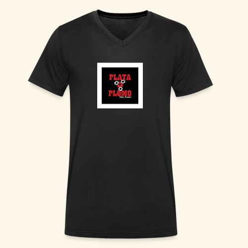 Narcos - T-shirt bio col V Stanley & Stella Homme