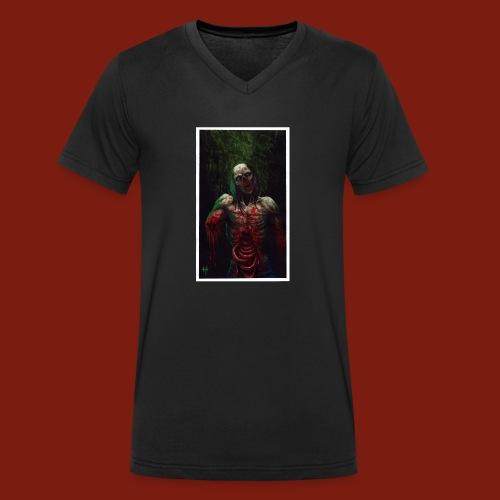 Zombie's Guts - Men's Organic V-Neck T-Shirt by Stanley & Stella