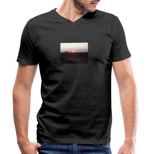 Alba - T-shirt ecologica da uomo con scollo a V di Stanley & Stella
