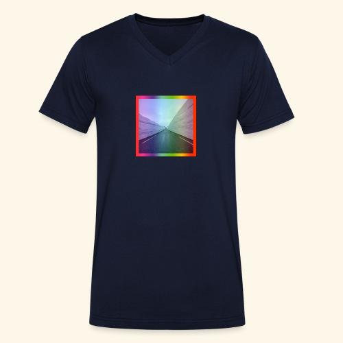 road to nowere - T-shirt ecologica da uomo con scollo a V di Stanley & Stella