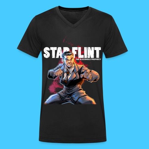 Draco Vargas 2 - T-shirt bio col V Stanley & Stella Homme