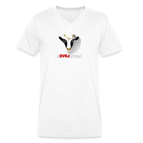 Vegan Revolution - T-shirt bio col V Stanley & Stella Homme
