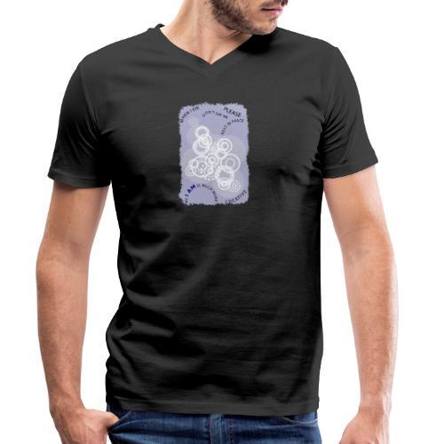 I Am Much More - T-shirt ecologica da uomo con scollo a V di Stanley & Stella