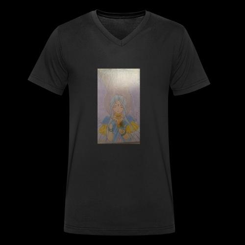 ange - T-shirt bio col V Stanley & Stella Homme