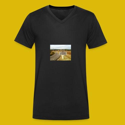la LOOSE en gelée - T-shirt bio col V Stanley & Stella Homme