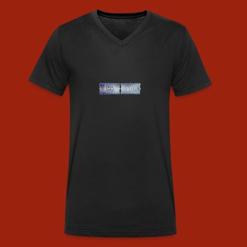 Unbenannt-1 - Männer Bio-T-Shirt mit V-Ausschnitt von Stanley & Stella