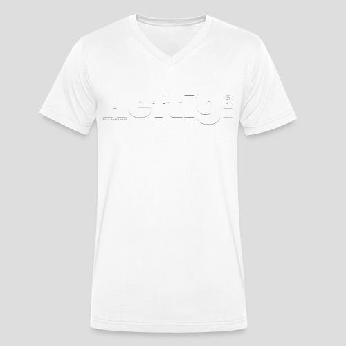 stijn 101 - Mannen bio T-shirt met V-hals van Stanley & Stella