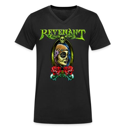 Revenant 2016 Front - Men's Organic V-Neck T-Shirt by Stanley & Stella