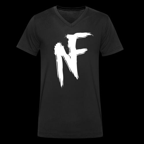 NF VEKTOR - Männer Bio-T-Shirt mit V-Ausschnitt von Stanley & Stella