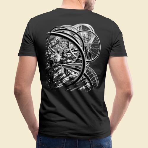 Radball | Cycle Ball Break 2 - Männer Bio-T-Shirt mit V-Ausschnitt von Stanley & Stella