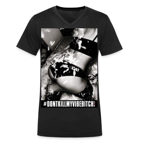 DKMVB I - Männer Bio-T-Shirt mit V-Ausschnitt von Stanley & Stella