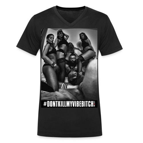 DKMVB II - Männer Bio-T-Shirt mit V-Ausschnitt von Stanley & Stella
