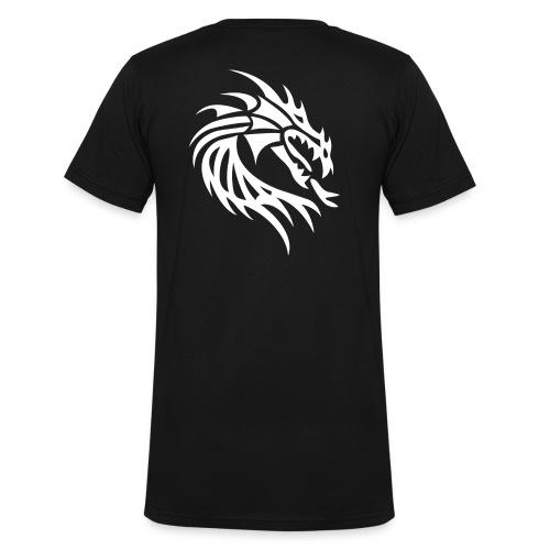 VivalaBase Logo - Männer Bio-T-Shirt mit V-Ausschnitt von Stanley & Stella