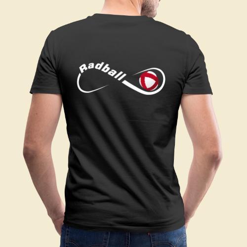 Radball 4 Ever - Männer Bio-T-Shirt mit V-Ausschnitt von Stanley & Stella
