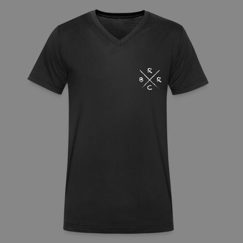 Pulli RBRC png - Männer Bio-T-Shirt mit V-Ausschnitt von Stanley & Stella
