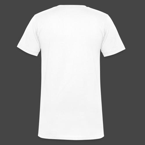 TEKNOSQUAT RÉSEAU SPIRAL - T-shirt bio col V Stanley & Stella Homme
