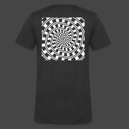 spirale 23 - T-shirt bio col V Stanley & Stella Homme
