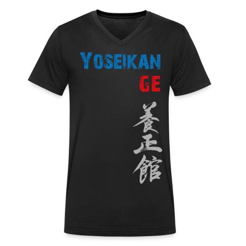 Tshirt YBG (col V) - T-shirt bio col V Stanley & Stella Homme
