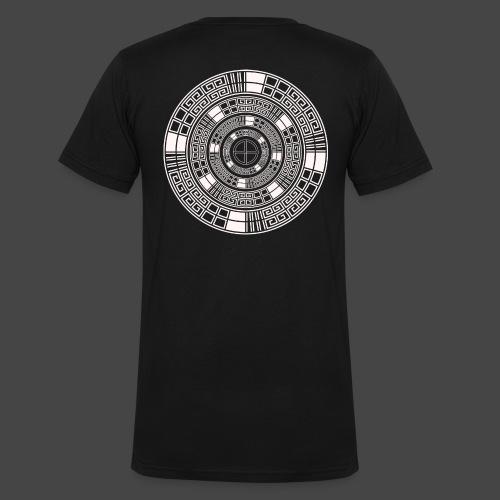 23 spirale tekno - T-shirt bio col V Stanley & Stella Homme