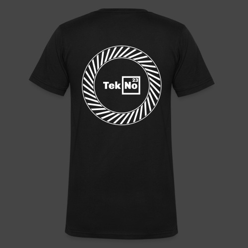 TEKNO23 ROUND - T-shirt bio col V Stanley & Stella Homme