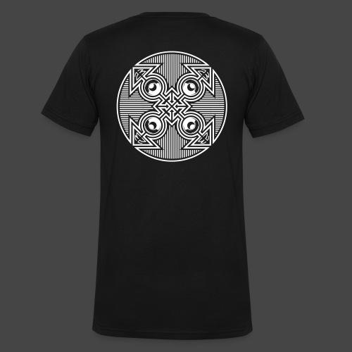 RAS23 - T-shirt bio col V Stanley & Stella Homme