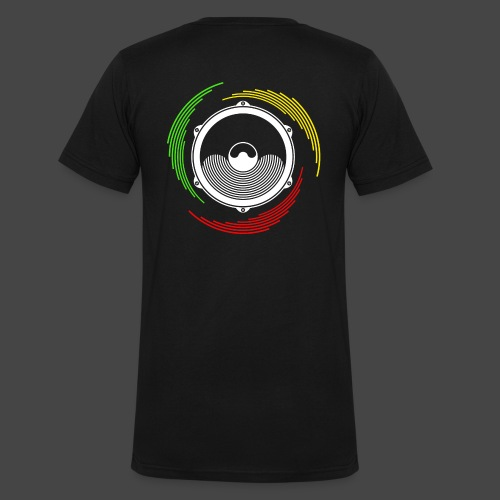 Ragga Tekno 23 - T-shirt bio col V Stanley & Stella Homme