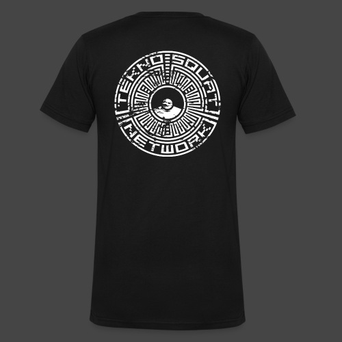 Tekno Squat Network - T-shirt bio col V Stanley & Stella Homme