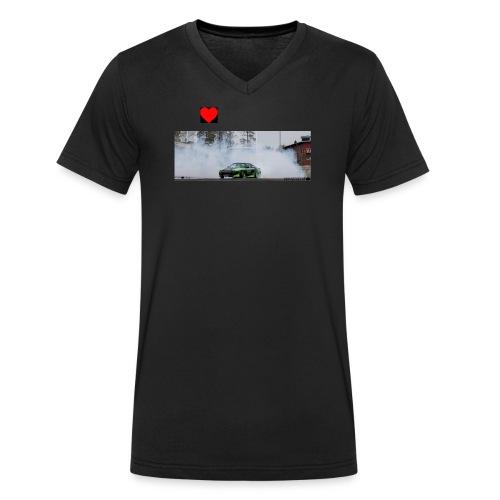10861068 1067454726603829 4252772308418562984 o - Ekologisk T-shirt med V-ringning herr från Stanley & Stella