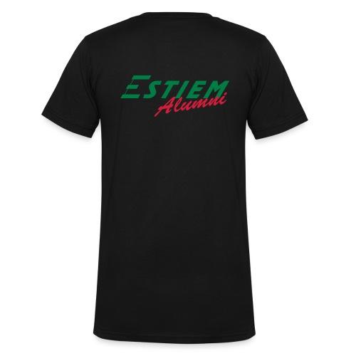ESTIEM Alumni logo - Men's Organic V-Neck T-Shirt by Stanley & Stella