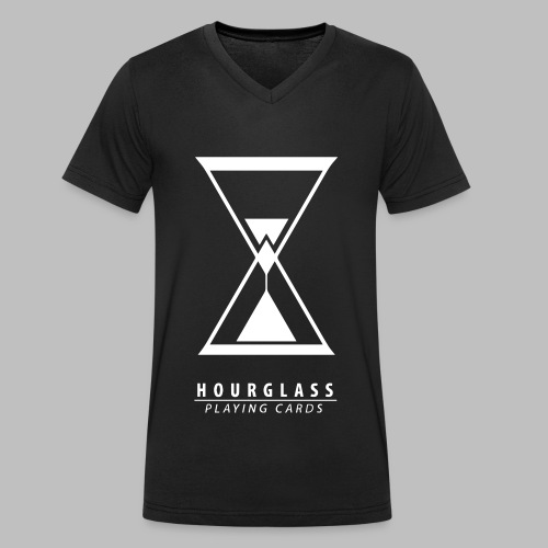 Spreadshit - Männer Bio-T-Shirt mit V-Ausschnitt von Stanley & Stella