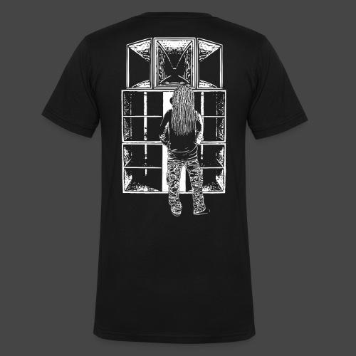 Tekno 23 Système - T-shirt bio col V Stanley & Stella Homme