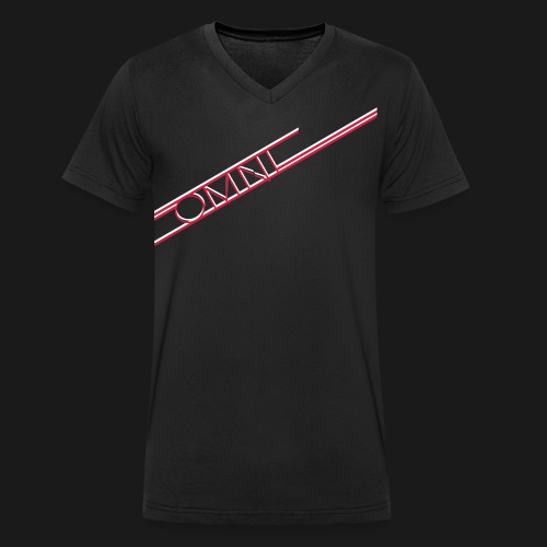 Tour Edition Long Shirt - Männer Bio-T-Shirt mit V-Ausschnitt von Stanley & Stella