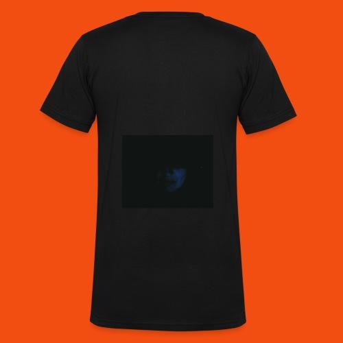VOLTO NELL'OMBRA - T-shirt ecologica da uomo con scollo a V di Stanley & Stella