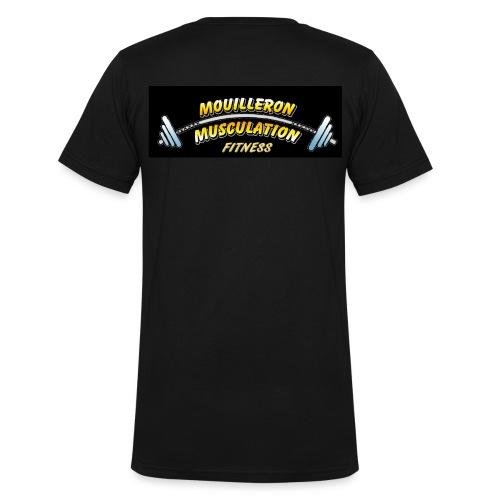 MMN - T-shirt bio col V Stanley & Stella Homme