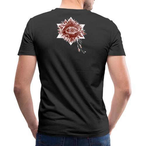 HimmelsAuge - Männer Bio-T-Shirt mit V-Ausschnitt von Stanley & Stella