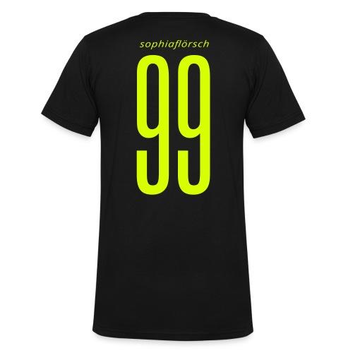 sf_99_2 - Männer Bio-T-Shirt mit V-Ausschnitt von Stanley & Stella