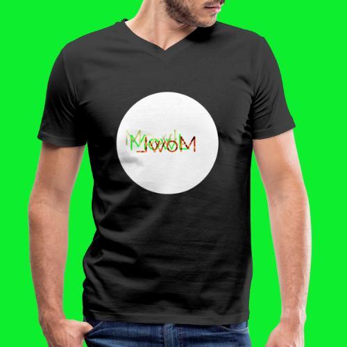 MowL Cup - Männer Bio-T-Shirt mit V-Ausschnitt von Stanley & Stella