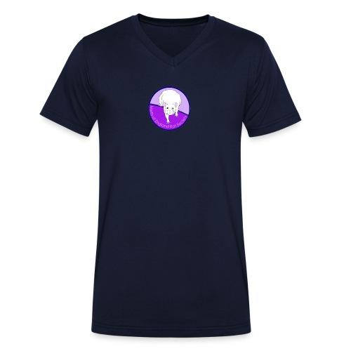 NERS logo - Men's Organic V-Neck T-Shirt by Stanley & Stella