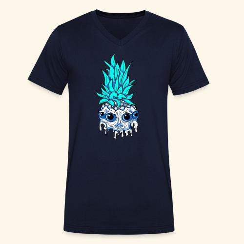 AnnaNas Head - Männer Bio-T-Shirt mit V-Ausschnitt von Stanley & Stella