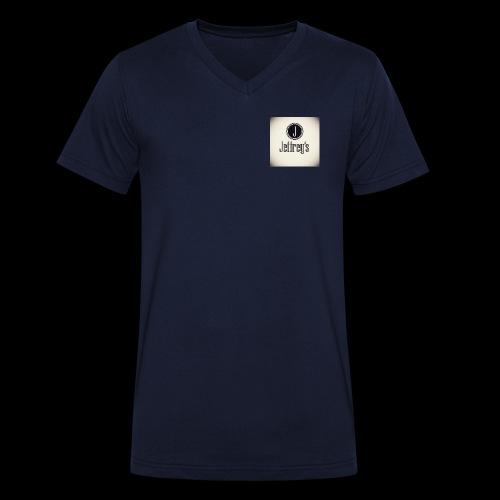 Jeffreys - Männer Bio-T-Shirt mit V-Ausschnitt von Stanley & Stella