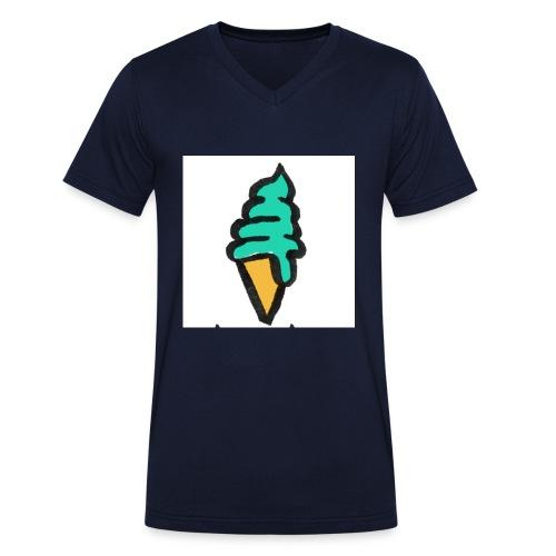 IMG_8647 - Männer Bio-T-Shirt mit V-Ausschnitt von Stanley & Stella